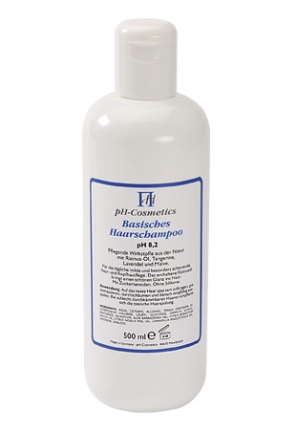 ph-cosmetcis-Basisches Shampoo 500 ml